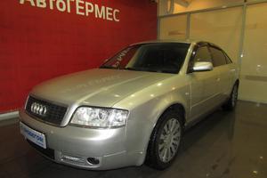 Авто Audi A6, 2002 года выпуска, цена 229 000 руб., Москва