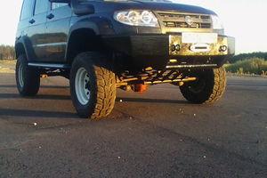 Автомобиль УАЗ Patriot, отличное состояние, 2007 года выпуска, цена 410 000 руб., Ликино-Дулево