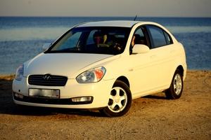 Автомобиль Hyundai Verna, отличное состояние, 2006 года выпуска, цена 359 000 руб., Феодосия