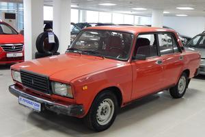 Авто ВАЗ (Lada) 2107, 1993 года выпуска, цена 65 000 руб., Москва