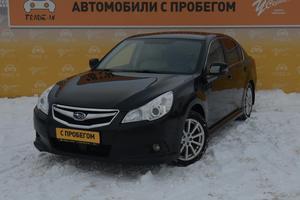 Авто Subaru Legacy, 2012 года выпуска, цена 835 000 руб., Москва