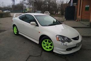 Автомобиль Honda Integra, хорошее состояние, 2001 года выпуска, цена 350 000 руб., Ростов-на-Дону