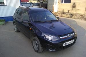 Автомобиль ВАЗ (Lada) Kalina, хорошее состояние, 2014 года выпуска, цена 330 000 руб., Нефтеюганск