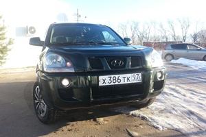 Автомобиль Hyundai Tucson, хорошее состояние, 2005 года выпуска, цена 420 000 руб., Кашира