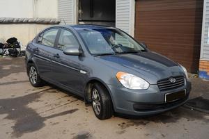 Автомобиль Hyundai Verna, отличное состояние, 2007 года выпуска, цена 285 000 руб., Москва