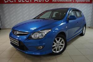 Авто Hyundai i30, 2010 года выпуска, цена 464 000 руб., Москва
