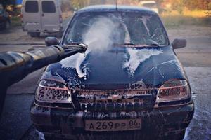 Подержанный автомобиль Chevrolet Niva, хорошее состояние, 2007 года выпуска, цена 185 000 руб., Нягань