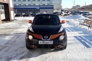 Подержанный автомобиль Nissan Juke, отличное состояние, 2013 года выпуска, цена 720 000 руб., Смоленск
