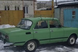 Автомобиль Москвич 2140, среднее состояние, 1984 года выпуска, цена 16 000 руб., Саратов