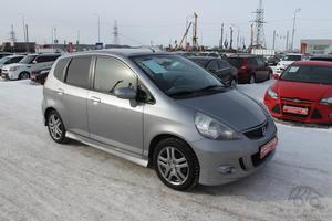 Авто Honda Jazz, 2008 года выпуска, цена 370 000 руб., Тюмень