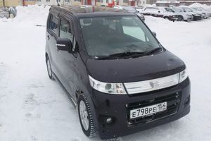 Автомобиль Suzuki Wagon R, отличное состояние, 2011 года выпуска, цена 320 000 руб., Новосибирск