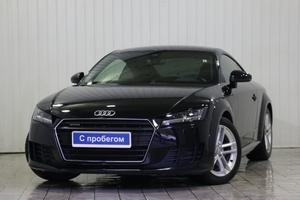 Подержанный автомобиль Audi TT, отличное состояние, 2015 года выпуска, цена 1 960 000 руб., Москва