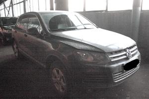 Подержанный автомобиль Volkswagen Touareg, хорошее состояние, 2010 года выпуска, цена 1 100 000 руб., Казань