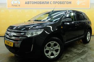 Авто Ford Edge, 2014 года выпуска, цена 1 237 500 руб., Москва
