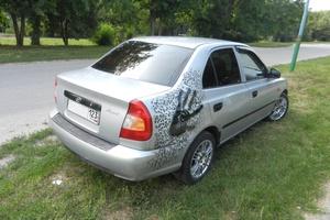 Автомобиль Hyundai Accent, хорошее состояние, 2006 года выпуска, цена 220 000 руб., Анапа