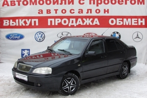 Авто Chery Amulet, 2008 года выпуска, цена 139 000 руб., Москва