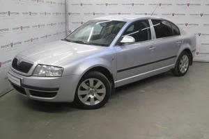 Авто Skoda Superb, 2007 года выпуска, цена 494 394 руб., Москва