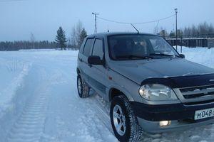 Подержанный автомобиль Chevrolet Niva, отличное состояние, 2007 года выпуска, цена 200 000 руб., Нижневартовск