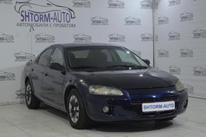 Авто Dodge Stratus, 2002 года выпуска, цена 215 000 руб., Москва