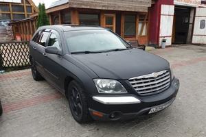 Автомобиль Chrysler Pacifica, хорошее состояние, 2003 года выпуска, цена 450 000 руб., Московская область
