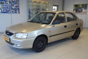 Авто Hyundai Accent, 2004 года выпуска, цена 190 000 руб., Москва