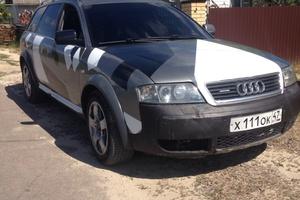 Автомобиль Audi Allroad, среднее состояние, 2001 года выпуска, цена 350 000 руб., Брянск