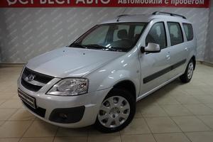 Авто ВАЗ (Lada) Largus, 2016 года выпуска, цена 579 000 руб., Москва