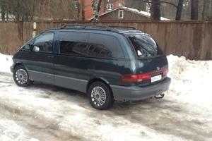 Автомобиль Toyota Previa, хорошее состояние, 1995 года выпуска, цена 195 000 руб., Москва