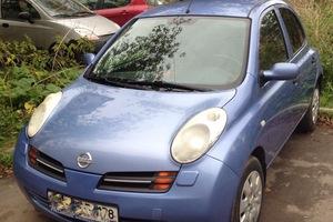 Автомобиль Nissan Micra, хорошее состояние, 2004 года выпуска, цена 237 000 руб., Санкт-Петербург