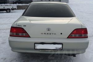 Автомобиль Toyota Cresta, хорошее состояние, 1997 года выпуска, цена 240 000 руб., Иркутск