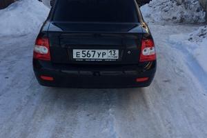 Подержанный автомобиль ВАЗ (Lada) Priora, отличное состояние, 2009 года выпуска, цена 221 000 руб., Вязьма
