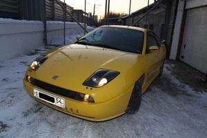 Автомобиль Fiat Coupe, отличное состояние, 1994 года выпуска, цена 300 000 руб., Новосибирск