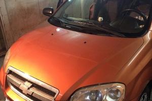 Подержанный автомобиль Chevrolet Aveo, хорошее состояние, 2006 года выпуска, цена 200 000 руб., Челябинск