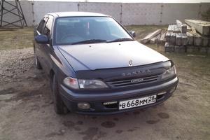 Автомобиль Toyota Carina, хорошее состояние, 1997 года выпуска, цена 210 000 руб., Благовещенск