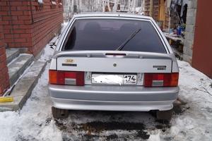 Подержанный автомобиль ВАЗ (Lada) 2114, среднее состояние, 2004 года выпуска, цена 85 000 руб., Челябинск
