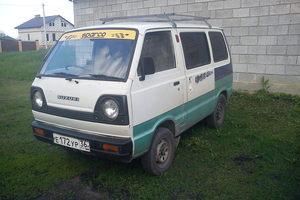 Автомобиль Suzuki Every, среднее состояние, 1985 года выпуска, цена 60 000 руб., Белгород
