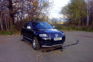 Автомобиль Volkswagen Touareg, хорошее состояние, 2005 года выпуска, цена 720 000 руб., Ногинск