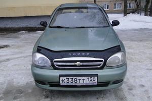 Автомобиль Chevrolet Lanos, хорошее состояние, 2008 года выпуска, цена 125 000 руб., Пущино