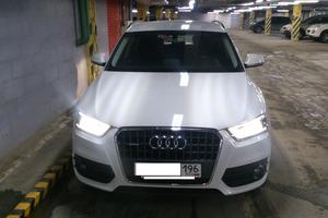 Подержанный автомобиль Audi Q3, отличное состояние, 2014 года выпуска, цена 1 700 000 руб., Екатеринбург