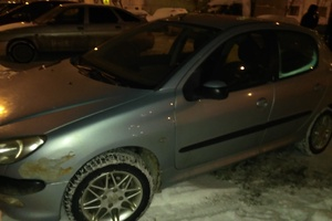 Автомобиль Peugeot 206, хорошее состояние, 2004 года выпуска, цена 130 000 руб., Казань