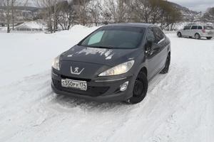 Автомобиль Peugeot 408, хорошее состояние, 2013 года выпуска, цена 520 000 руб., Челябинск