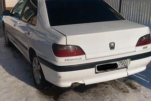Автомобиль Peugeot 406, хорошее состояние, 1998 года выпуска, цена 115 000 руб., Москва