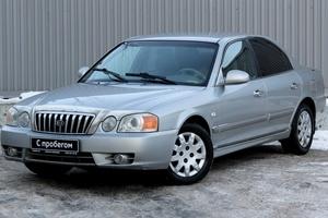 Авто Kia Magentis, 2003 года выпуска, цена 189 000 руб., Москва
