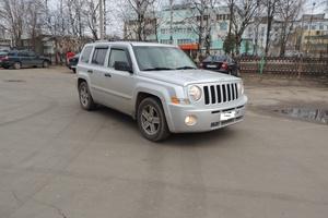 Автомобиль Jeep Patriot, хорошее состояние, 2007 года выпуска, цена 450 000 руб., Кимры