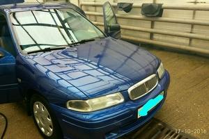 Автомобиль Rover 400 Series, отличное состояние, 1998 года выпуска, цена 140 000 руб., Москва