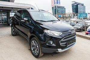 Авто Ford EcoSport, 2016 года выпуска, цена 1 035 355 руб., Москва
