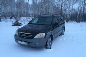 Подержанный автомобиль Kia Sorento, хорошее состояние, 2008 года выпуска, цена 580 000 руб., Челябинск