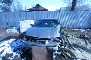 Автомобиль Chrysler Vision, битый состояние, 1997 года выпуска, цена 40 000 руб., Выкса