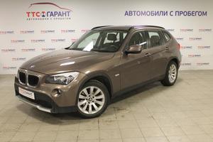 Подержанный автомобиль BMW X1, отличное состояние, 2012 года выпуска, цена 984 400 руб., Казань
