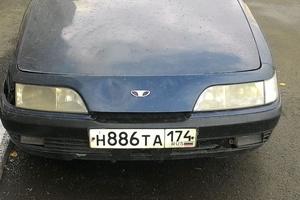Подержанный автомобиль Daewoo Espero, битый состояние, 1997 года выпуска, цена 40 000 руб., Челябинск